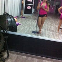 Photo taken at Beautiful Sexy Pole Dance Academy VIP by Bere C. on 6/26/2014