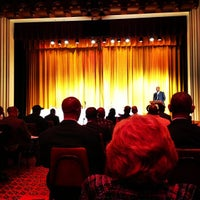 Photo taken at Humphrey Scottish Rite Masonic Center by Ambrose W. on 11/20/2012