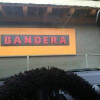 Photo taken at Bandera Restaurant by Jaime B. on 4/1/2013