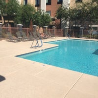 Photo taken at Hampton Inn & Suites Phoenix North Happy Valley by Jaime B. on 9/15/2014