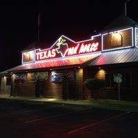 Photo taken at Texas Roadhouse by Chris T. on 1/2/2014