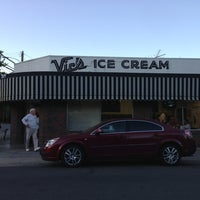 Photo taken at Vic's Ice Cream by Chris T. on 7/8/2013