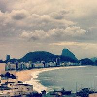 Das Foto wurde bei Copacabana Rio Hotel von Valery T. am 5/23/2013 aufgenommen