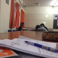 Photo taken at Multimedia University (HB2 Hostel) by Ariff R. on 9/20/2013