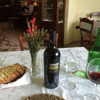 Photo taken at Agriturismo La Villa by Renato P. on 4/26/2014