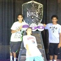 Photo taken at Kings Team Store by Nikki G. on 6/28/2013