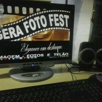 Photo taken at Gera Foto Fest studio by Grêscily L. on 6/29/2013