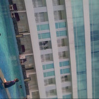 Photo taken at Swimming Pool Lt 6 Hotel Clarion by Itje18 U. on 7/7/2013