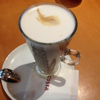 Photo taken at Costa Coffee (咖世家) by Liberty H. on 3/4/2014