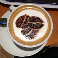 Photo taken at Costa Coffee (咖世家) by Liberty H. on 3/19/2014