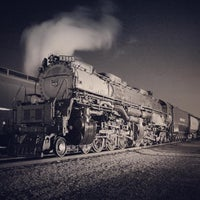 Photo taken at Union Pacific Railroad Crew Change Facility by Michael G. E. on 9/6/2015