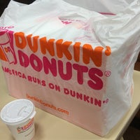 Photo taken at Dunkin Donuts / Baskin-Robbins by James S. on 10/2/2015