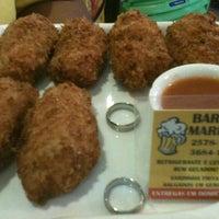 Foto tirada no(a) Bar do Mariano por MARCO em 9/27/2013