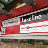 Photo taken at Capital MetroRail - Lakeline Station by Mary H. on 3/8/2013