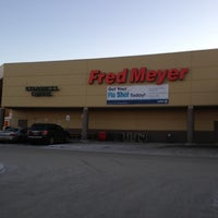 Photo taken at Fred Meyer by Matt B. on 12/2/2012