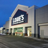 Photo taken at Lowe's Home Improvement by Matt B. on 3/2/2013