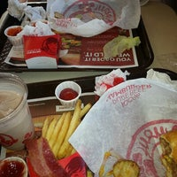 Photo taken at Wendy's by Chanel T. on 9/27/2013
