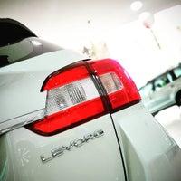 Photo taken at Subaru Greenhills | Motor Image Pilipinas Inc. by Jr O. on 7/22/2016