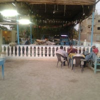 Photo taken at El 7ager cafe by Ahmed E. on 8/13/2013
