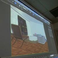 Photo taken at 3d akademi Animasyon Ve Görsel Effect Okulu by Can Yıldırım (. on 10/25/2014