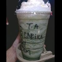 Photo taken at Starbucks by Enrica T. on 2/2/2014