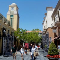 Photo taken at Las Rozas Village by Arquitectos A. on 7/6/2013