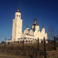 Photo taken at Церковь Спаса Преображения by Mila on 11/24/2013