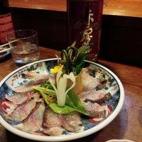 Photo taken at 居酒屋 ちゃんこ 大関 by Shigeyuki N. on 4/20/2015