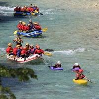 Photo taken at Bovec Rafting Team by Bovec Rafting Team on 7/26/2014