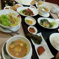 Photo taken at Lerk Thai by Laura O. on 10/10/2012