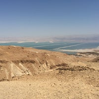 Photo taken at Sdom-Arad Road View Point / תצפית כביש סדום-ערד by sew e. on 3/21/2014