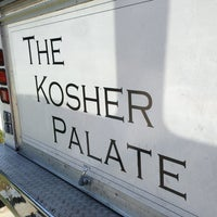 Photo taken at The Kosher Palate by Greg S. on 7/22/2013