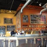 Photo taken at Trinity Brewing Company by Jesse C. on 1/26/2013
