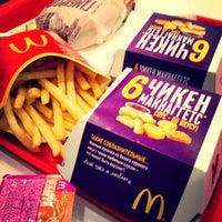 Снимок сделан в McDonald's пользователем kissa k. 7/15/2013