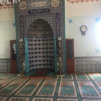 Photo taken at Nevnihal Hatun Camii by Ali A. on 4/25/2017