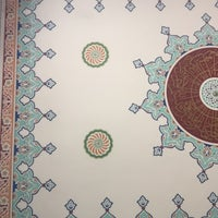 Photo taken at Nevnihal Hatun Camii by Ali A. on 1/27/2017