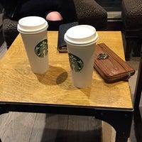 Photo taken at Starbucks by Fadime K. on 2/3/2015