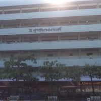 Photo taken at Surachai-ronnarong Building by Boss C. on 7/13/2013