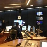Photo taken at Multi Channel Playout-Eindregie Ned.1/2/3 by Jeroen P. on 12/9/2012
