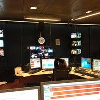 Photo taken at Multi Channel Playout-Eindregie Ned.1/2/3 by Jeroen P. on 12/11/2012