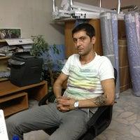 Photo taken at Nehir Kumaş by Murat E. on 7/24/2013