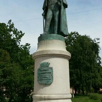 Photo taken at Памятник Иоанису Каподистрия by SereNata on 6/11/2016