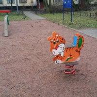 Photo taken at детская игровая площадка Дачный 9 корп.3 by SereNata on 1/5/2014
