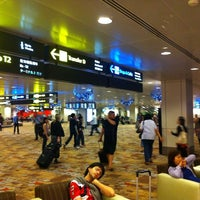 Photo taken at Terminal 1 by Iwan S. on 12/2/2012