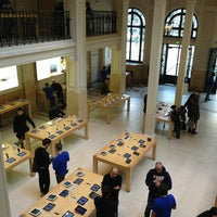 Photo taken at Apple Opéra by Charlotte S. on 3/5/2013