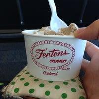 Photo taken at Fenton's Creamery by Hana on 7/14/2013