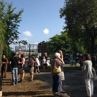 Photo taken at Brush Park Historic District by Nicole d. on 8/23/2014