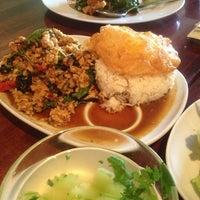 Photo taken at Sabai Sabai Simply Thai by ScorpioKiss on 4/10/2013