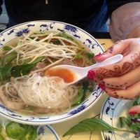 Photo taken at Pho Bac by ScorpioKiss on 3/31/2013