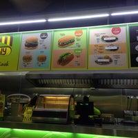 Photo taken at Ramly Halal Kiosk, Seksyen 2 by Fadzlina A. on 10/14/2016